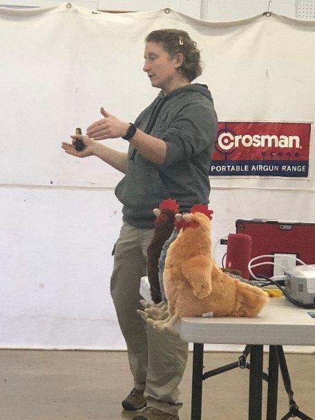 Chicken Camp - Fully Involved K9 Academy